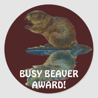 BUSY BEAVER KIDS Incentive Stickers