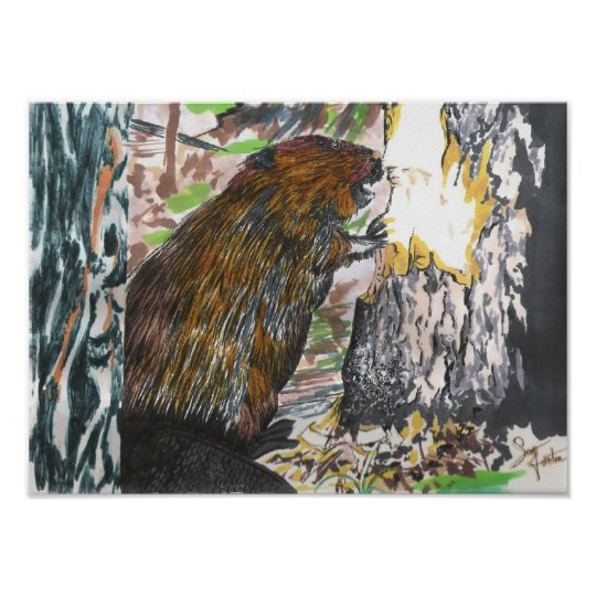 Busy Beaver Poster