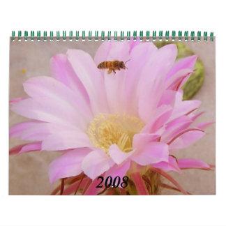 Busy Bee, 2008 - Customized Calendar