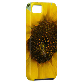 Busy Bee Accented Edges iPhone SE/5/5s Case