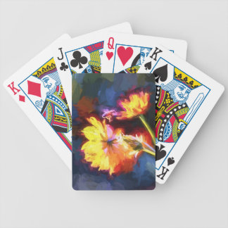Busy Bee Bicycle Playing Cards