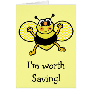 Busy Bee Greeting Cards