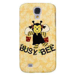 Busy Bee Samsung Galaxy S4 Cases