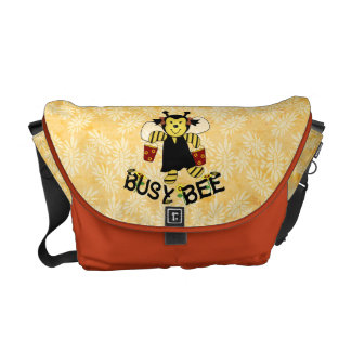Busy Bee Courier Bag