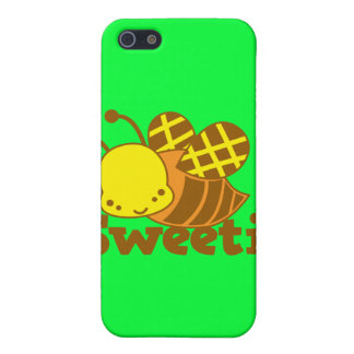 Busy Bee cute kawaii Case For iPhone SE/5/5s