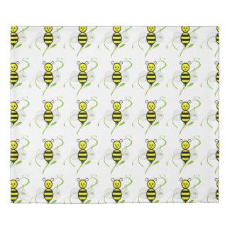 Busy Bee Honeybee Duvet Cover