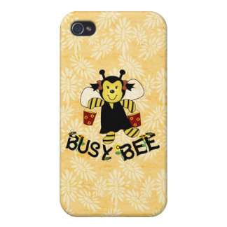 Busy Bee iPhone 4 Case