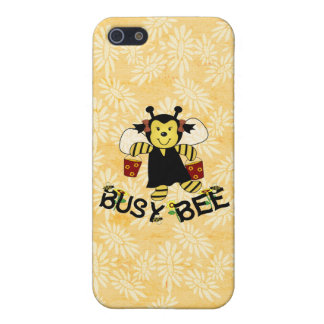 Busy Bee iPhone 5 Cover