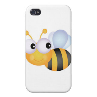 Busy Bee Cover For iPhone 4