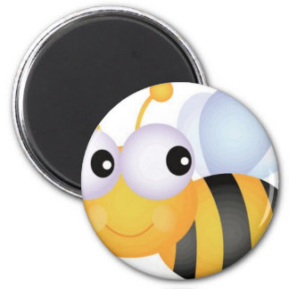 Busy Bee Magnet