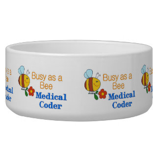 Busy Bee Medical Coder Bowl
