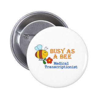 Busy Bee MT Pin