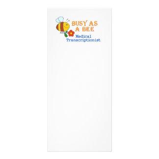 Busy Bee MT Rack Card