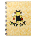 Busy Bee Note Books