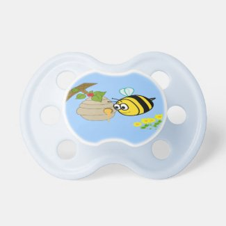 Busy Bee Pacifier