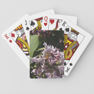 Busy Bee Playing Cards