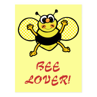 Busy Bee Post Cards