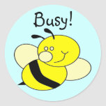 Busy Bee Stickers