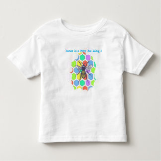 Busy bee toddle t shirt