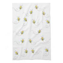 Busy Bee Towel