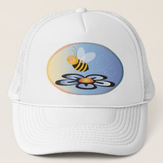 Busy Bee Trucker Hat