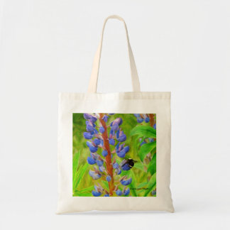 Busy Bee, watercolor Tote Bag