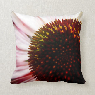 busy bee white throw pillow