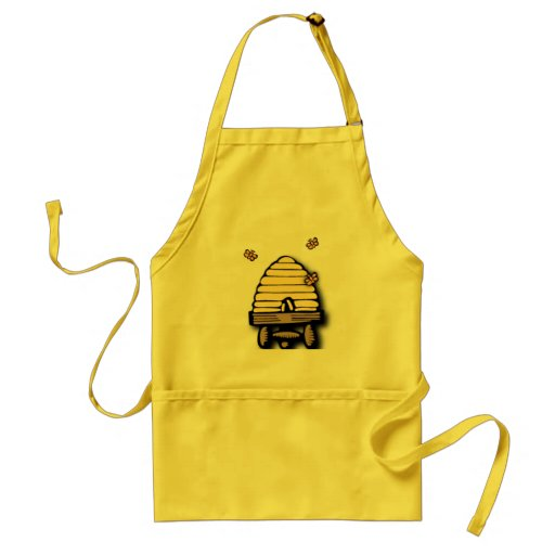 Busy Beehive Apron