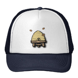 Busy Beehive Hat