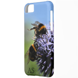 Busy Bees on Alium Cover For iPhone 5C