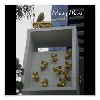 Busy Bees poster