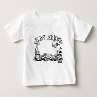 Busy Bodies Baby T-Shirt
