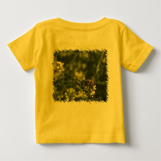 Busy Busy Bee Baby T-Shirt
