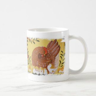 Busy Chicks Coffee Mug