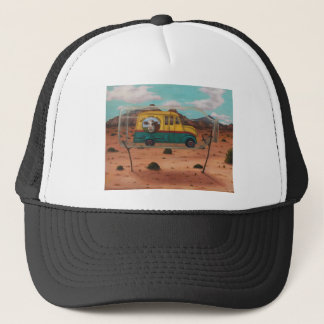 Busy Cow Dairy Trucker Hat