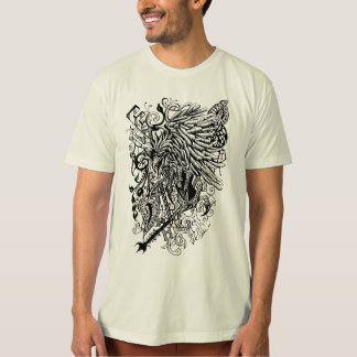 Busy Dragon T-Shirt Natural