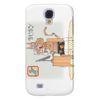 Busy Galaxy S4 Cases
