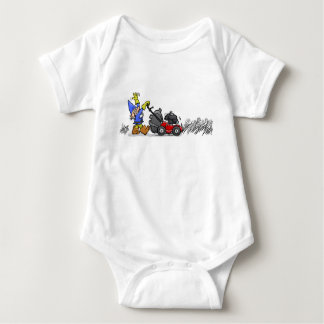 Busy Gnome. Baby Bodysuit