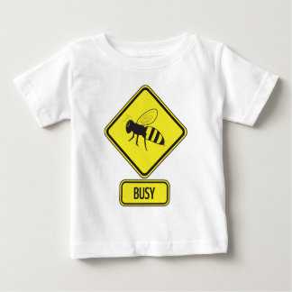 Busy Infant Baby T-Shirt