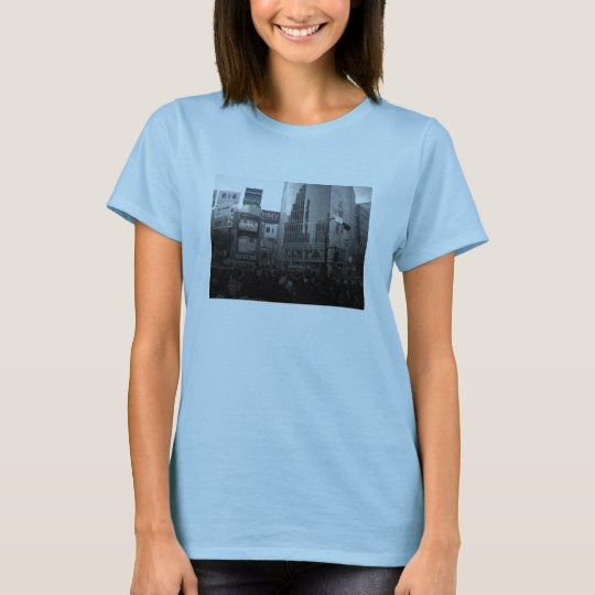 Busy intersection in Tokyo T-Shirt