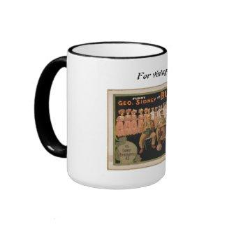 Busy izzy For vintage lover Mug