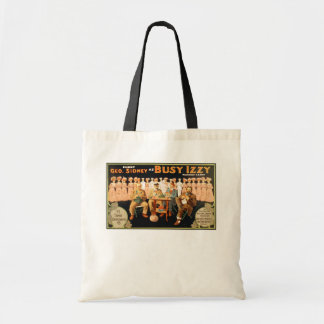 BUSY IZZY TOTE BAG