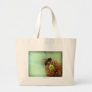 Busy Large Tote Bag