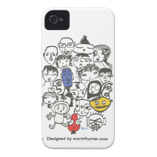 Busy Life iPhone 4 Cover