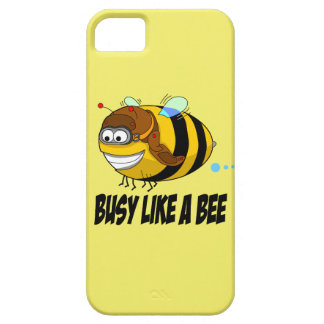 Busy Like A Bee iPhone 5/5s Case