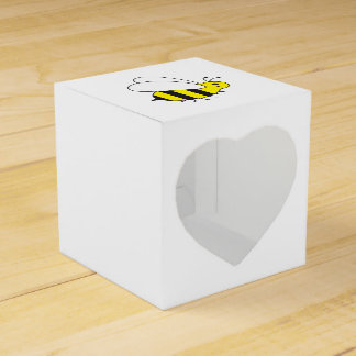 Busy Little Bumble Bee Favor Box
