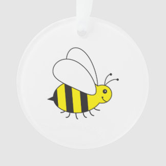 Busy Little Bumble Bee Ornament