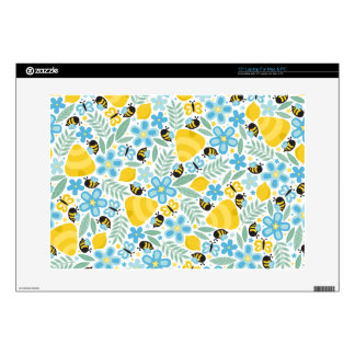 Busy Little Honeybees Laptop Decals
