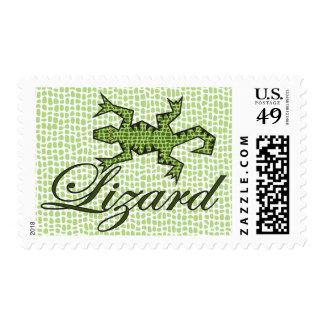 Busy Lizard Postage