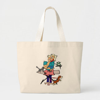 Busy Mom Canvas Bags